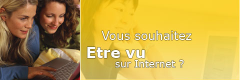 Cr�ation de sites Internet